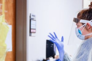 UAB Nurse Reports from the Front Lines of the COVID-19 Fight