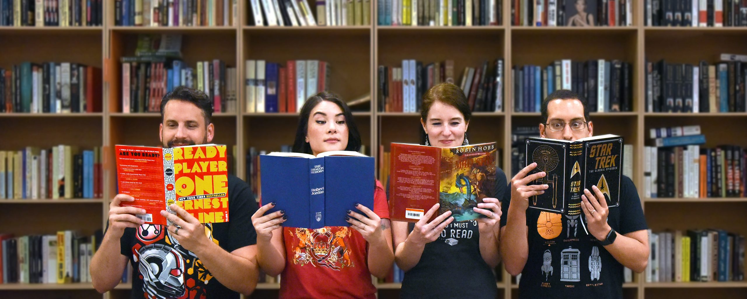 Literarily Wasted Online Book Club Brings Geeky Books To The People The Alabama Weather Blog Mobile 7,255 likes · 75 talking about this. literarily wasted online book club