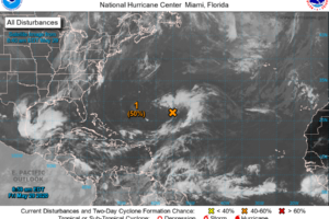 Odds Have Increased for Tropical Development in the Atlantic