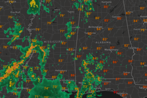 Late Morning Update: Radar Getting Active