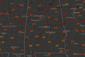 Hot and Humid Afternoon…Watching the Radar