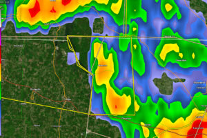 EXPIRED Severe Thunderstorm Warning for Extreme Northwestern Lauderdale/Colbert Counties Until 10:30 a.m.