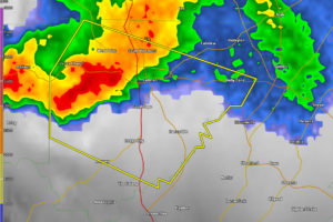 EXPIRED Severe Thunderstorm Warning for Parts of Cullman County Until Noon