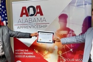 Alabama Office of Apprenticeship Plans for Growth with Fresh Funding