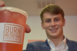 Auburn Student, 19, Succeeds in Business Venture Despite Lockdown
