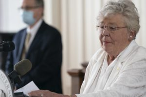 Alabama Gov. Kay Ivey Extends Mask Mandate, Wants Children Back in the Classroom