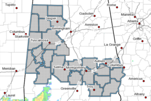 Heat Advisory for Much of Central Alabama Starting This Afternoon