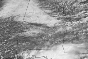 More Clouds Than Sun on a Muggy Saturday Afternoon