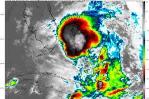 Isaias Expected to Restrengthen Into a Hurricane Later Tonight