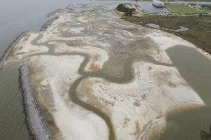 Restoration of Alabama's Lightning Point Nearly Complete