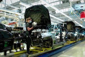 Alabama Mercedes Plant Among First in World to Use Innovative Production System