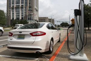 Powering Up for EVs at Alabama's Port and the Rest of the State