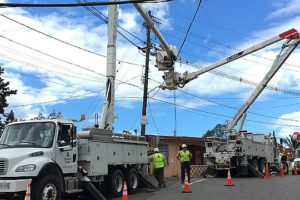 Alabama Power Crews Travel to East Coast to Assist in Storm Restoration