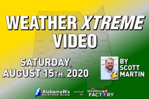 Saturday's Weather Xtreme Video: Rain Chances Drop for a Little While; Tropics Remain Active