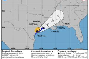 Rain Returns Statewide Thursday