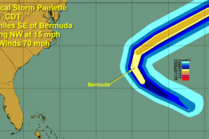 Hurricane Paulette May Score Direct Hit on Bermuda
