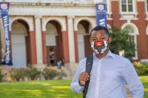Auburn University College of Agriculture Freshman Kenneth Reese Makes State History in 4-H