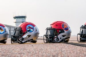 Air Force to Honor Tuskegee Airmen With Football Uniforms