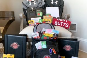 Full Moon Bar-B-Que Reaches Out to Children With Statewide 'Backpack Blessings' Program