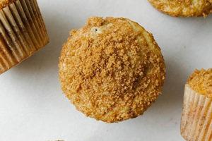 Recipe: Coffee Cake Muffins