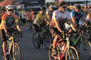 Power Pedalers Bike 300 Miles in Alabama Dam Ride to Beat MS