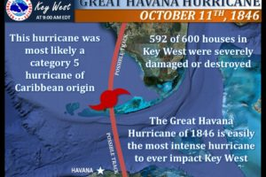 The Great Key West Hurricane of 1846