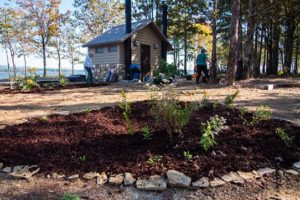 Master Gardeners Donate Time to Beautify East Alabama Park