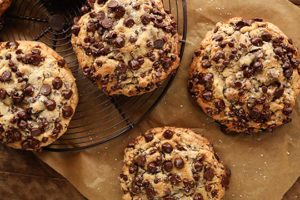 Ultimate Chocolate Chip Cookies Feature