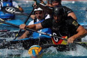 WG canoe polo