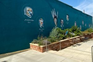 Alabama City Transforms Alley Into Vibrant Outdoor Space