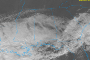 A Rather Nice Iron Bowl Midday In Central Alabama, Even With Some Cloud Cover