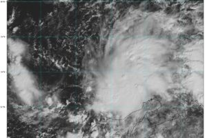 Tropical Depression 31 Forms Over the Central Caribbean Sea; Updates on Eta & Theta