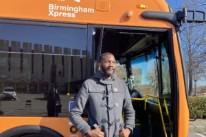 Alabama NewsCenter:  Birmingham Begins Work on Rapid Bus Transit System, First in Alabama