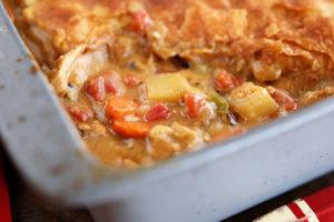 Alabama NewsCenter:  Easy Creole Turkey Pot Pie
