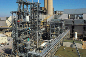 Alabama NewsCenter: National Carbon Capture Center at Wilsonville Achieves Major Milestone With 'First Fire' of Natural Gas Testing System