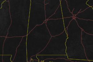 Very Nice for a Midday December Thursday Across Central Alabama