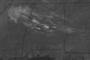Midday Nowcast: A Few Clouds in the Sky