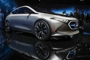 Alabama NewsCenter — Mercedes to Have EQA Electric Car in European Showrooms This Spring