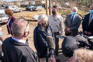 Alabama NewsCenter — Help Pours Into Tornado-Damaged Alabama