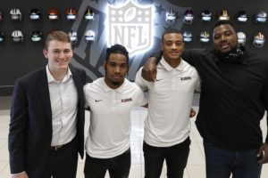 Alabama NewsCenter — Alabama Crimson Tide Star Football Players to Enter the NFL Draft