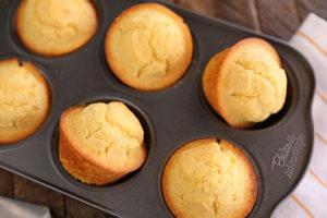 Alabama NewsCenter — Recipe: Sweet Cornbread Muffins