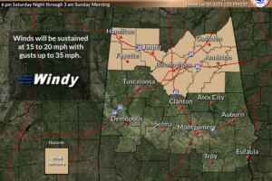 Wind Advisories Issued for This Evening through Much of the Overnight Hours