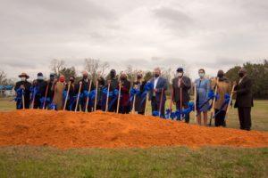Alabama Newscenter — Construction of Alabama's New Africatown Museum Begins