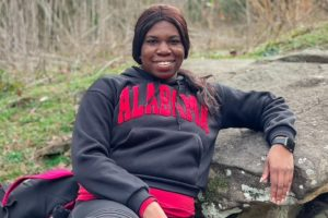 Alabama Newscenter — People of Alabama: Alisha Barnes of Tuscaloosa