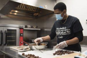 Alabama Newscenter — Michelle's Chocolate Laboratory Is an Alabama Maker of Small-Batch Treats