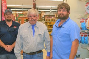 Alabama Newscenter — Alabama Family Aces 60 Years as Owners of Chatom's Andrews Hardware
