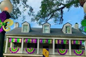 Alabama Newscenter — Mobile's Mardi Gras Kept Alive With Downtown Porch Celebration