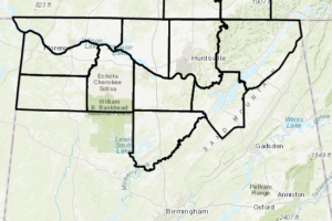 Winter Weather Advisory Extended Until Noon for North Alabama Counties