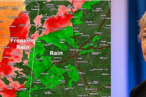 Alabama Newscenter — Alabama Gov. Kay Ivey Declares State of Emergency for Winter Storm