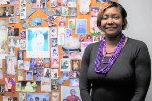 Alabama Newscenter — Tawanna Morton Provides Tender Care for Those at a Crossroads